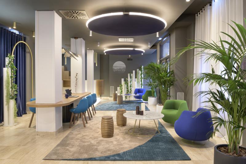 Nueva imagen para el Hotel Inca Boutique en Zaragoza