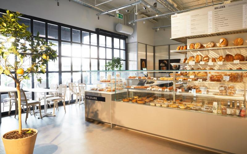 Primera cafetería Pan.Delirio instalada en el nuevo Gourmet Experience de El Corte Inglés