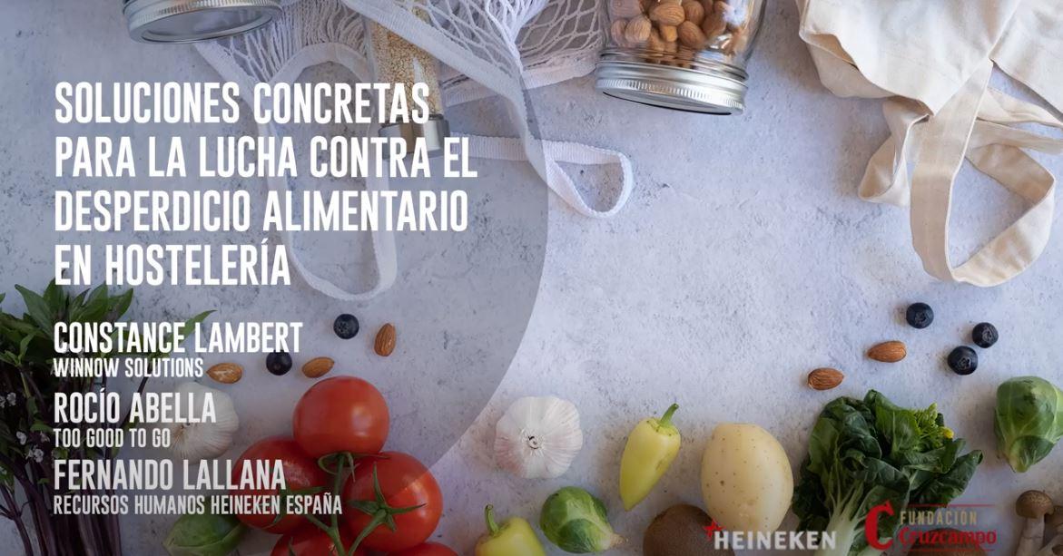 Lucha contra el desperdicio alimentario en Hostelería