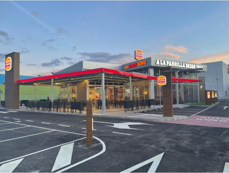 Burger King España apuesta por el crecimiento en A Coruña