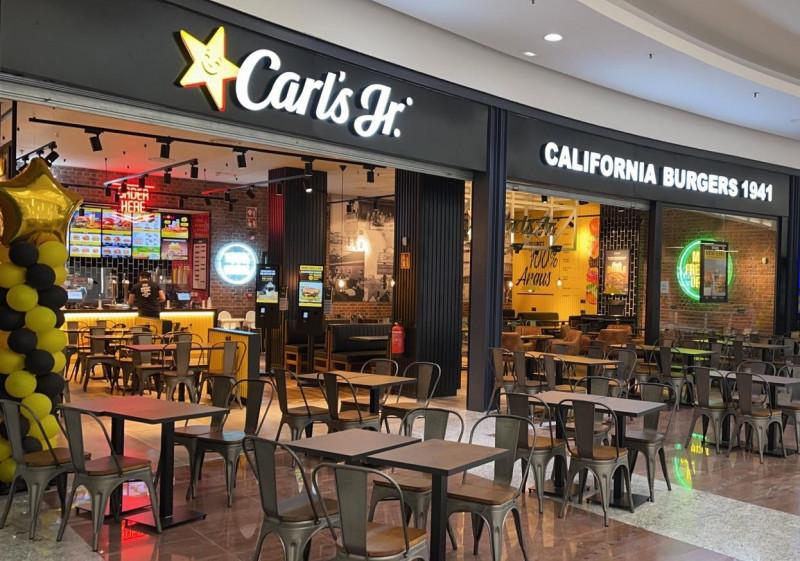 Carl's Jr. abrirá nueve establecimientos en España en 2021