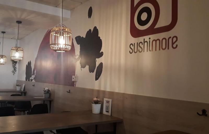 Sushimore abre en Madrid y se afianza en plena expansión por toda España