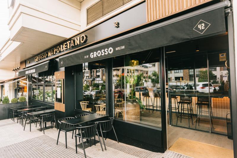 Grosso Napoletano inaugura dos nuevos locales en Vallecas y Majadahonda