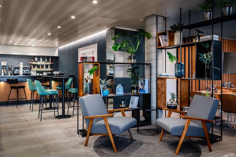 118 Studio diseña la nueva imagen del Hotel HC en Mollet del Vallés