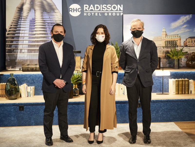 Radisson Hotel Group apuesta por España