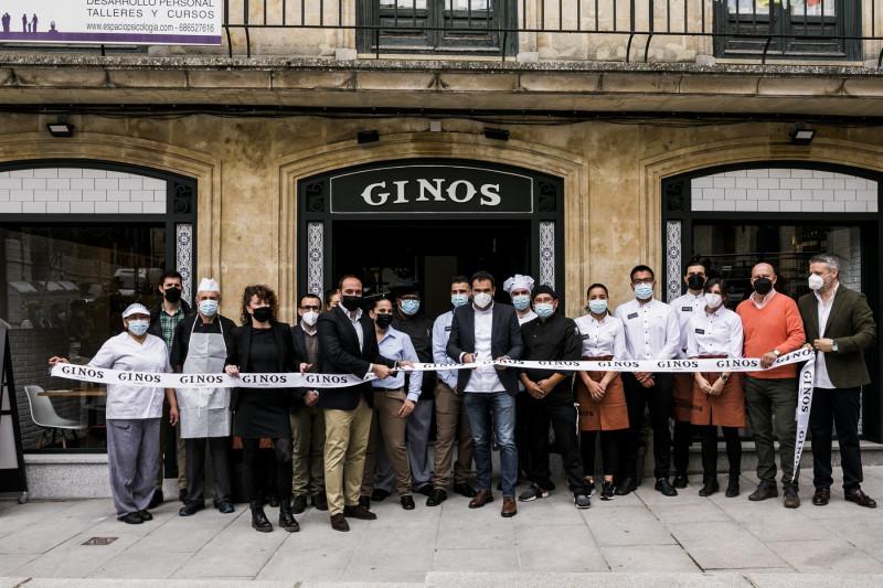 Ginos amplía su presencia en Salamanca de la mano de un multifranquicado de Alsea
