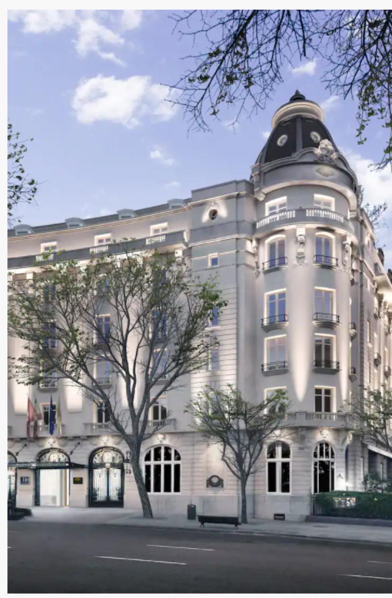 Los ascensores Schindler elevarán a los nuevos huéspedes de Mandarin Oriental Ritz