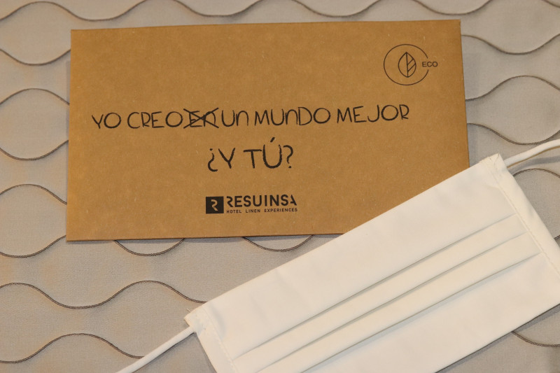 Las mascarillas reutilizables de Resuinsa cumplen con la nueva normativa de fabricación