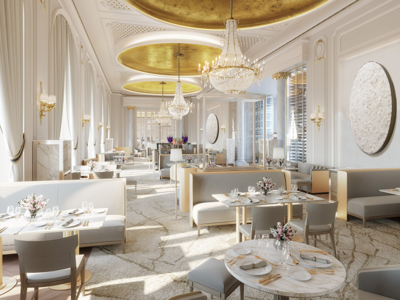 Mandarin Oriental Ritz presenta su oferta gastronómica