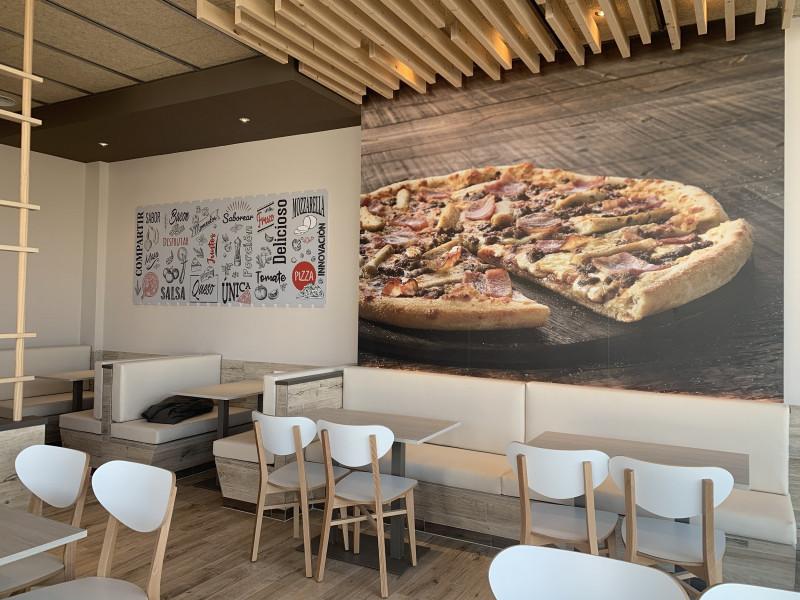 Telepizza abre un nuevo establecimiento en Premiá de Mar, Cataluña