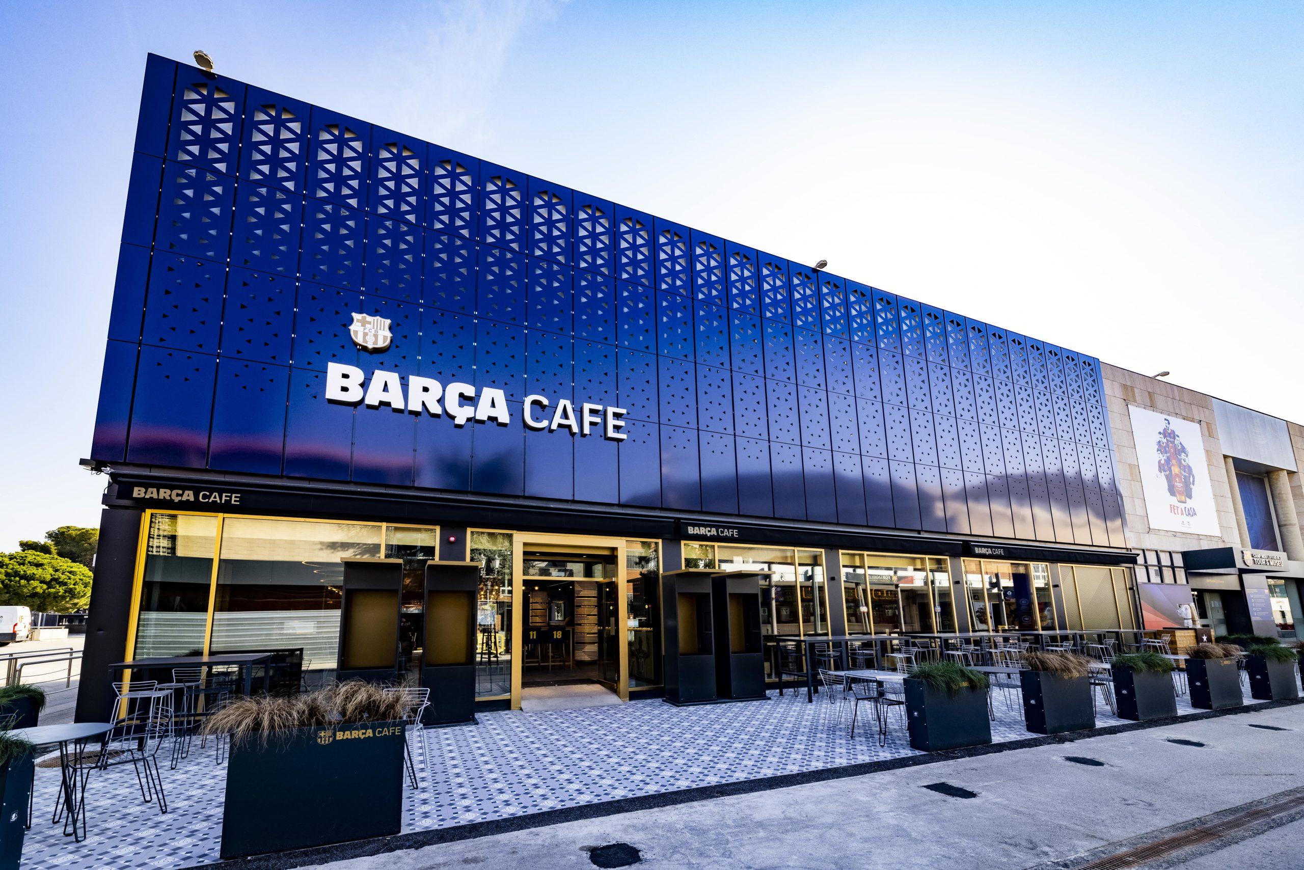 Singularis gestionará el Barça Cafe