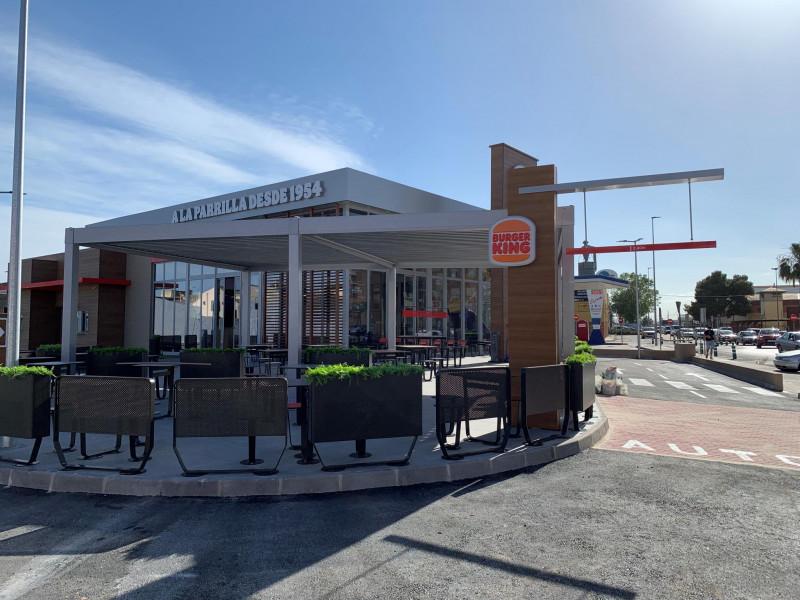 Burguer King alcanza los 50 restaurantes en la provincia de Valencia