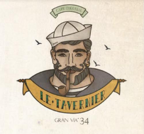 Le Tavernier, un local de 500 metros cuadrados en pleno centro de la ciudad