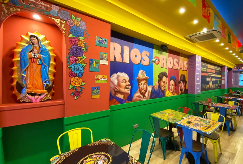 La Mordida abre un nuevo restaurante en Madrid