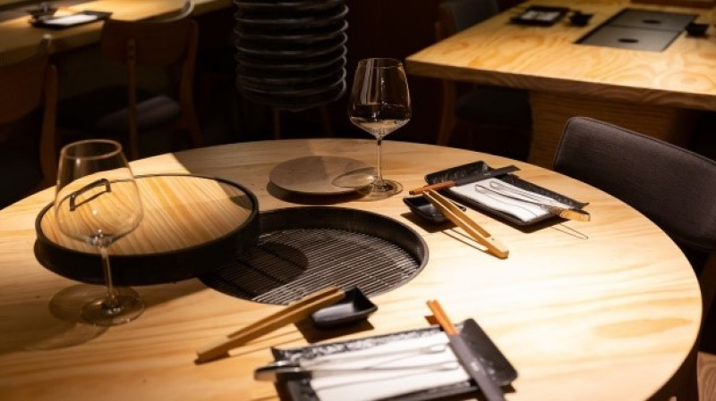 4Retail construye el restaurante japonés Pilar Akaneya en Madrid
