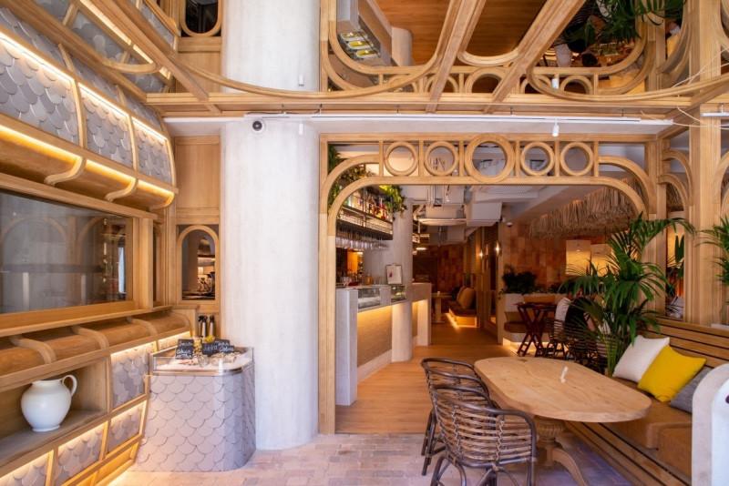 4Retail construye el nuevo restaurante Piropo en Madrid