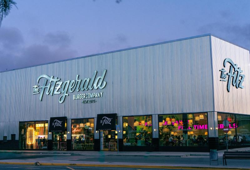 The Fitzgerald Burguer Company abre su primer restaurante en Sagunto