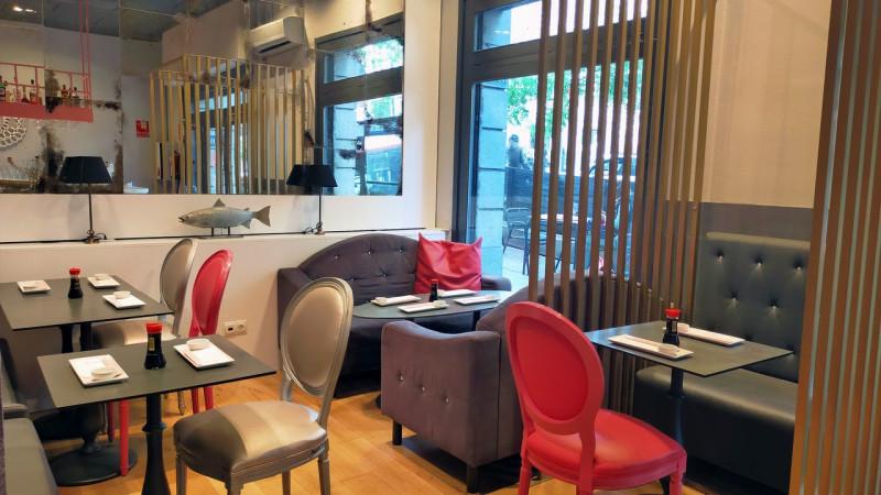 Miss Sushi Santaló abre sus puertas en el centro de Barcelona