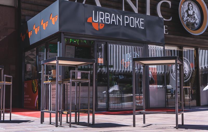 Grupo La Nicoletta continúa abriendo locales de Urban Poke