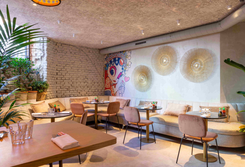 Zen Noodle Shop, la nueva enseña del Grupo Zen en el Barrio Salamanca
