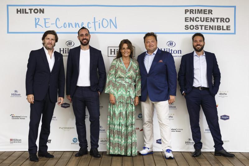 Hilton RE-ConnectiON marca un punto de partida para el regreso a los encuentros presenciales