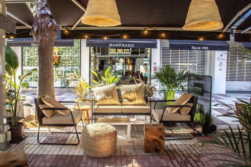 118 Studio diseña la nueva terraza de Marfranc en la Costa Brava
