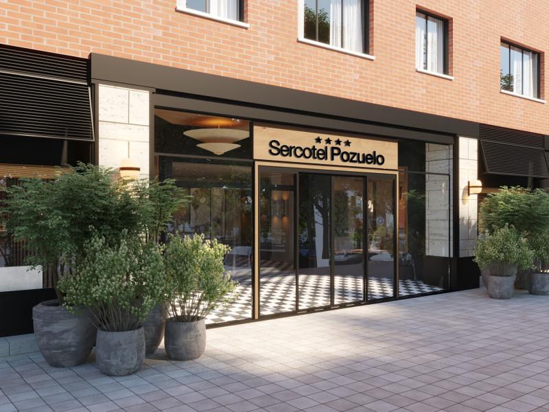 Sercotel Hotel Group incorpora un nuevo hotel en la Comunidad de Madrid