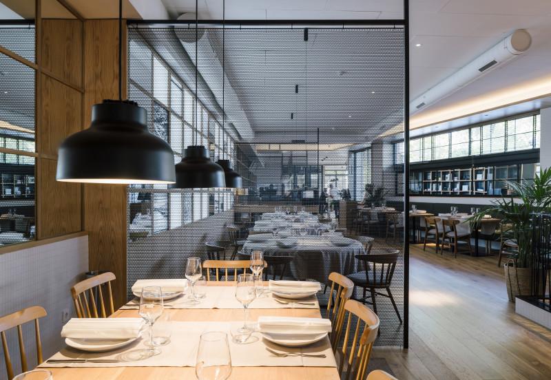 Zooco diseña el restaurante La Maruca de la Castellana