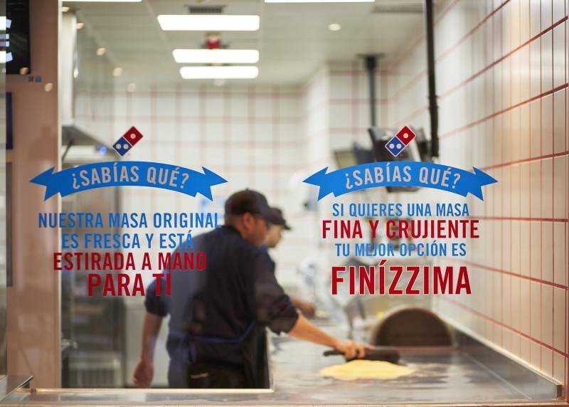 Domino´s Pizza abre su primer restaurante en al localidad murciana de San Javier