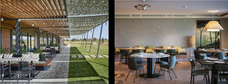 El Hotel Empordà Golf apuesta por su restaurante Flexi-vegano