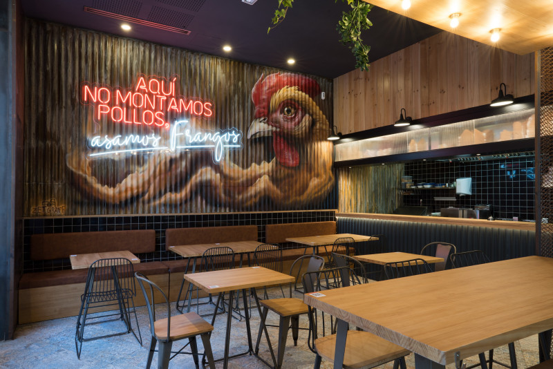 Piri Piri abre su segundo local en Madrid