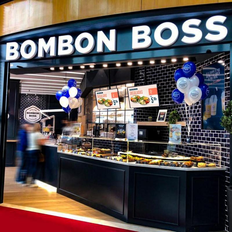 Bombon Boss aterriza en Bilbao