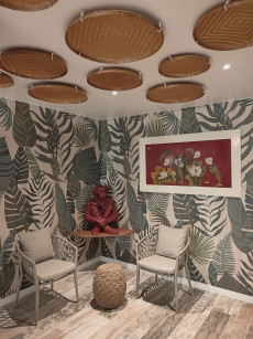 Grosfilllex, en el Hotel Boutique Casa Coco Nature Spa de Lloret de Mar