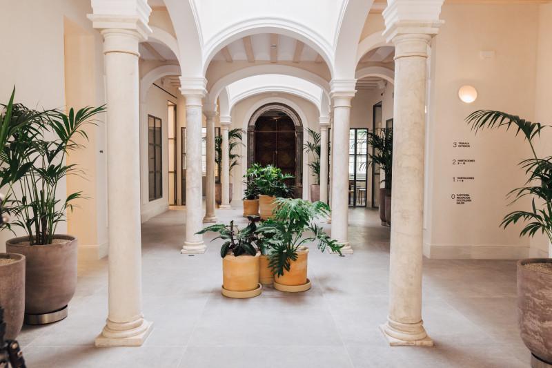 Plácido y Grata Hotel abre sus puertas en Sevilla