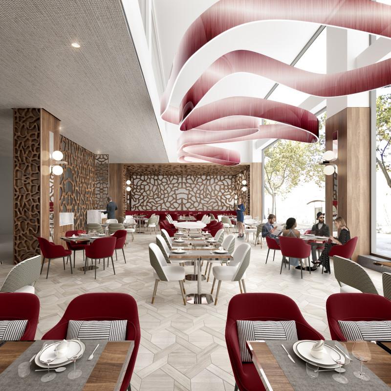 InterContinental Barcelona abre sus puertas en septiembre