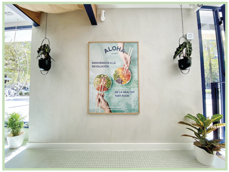 Aloha Poké abre dos nuevos locales en Madrid y Barcelona
