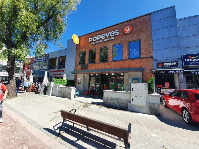 Popeyes abre dos nuevos establecimientos en Madrid